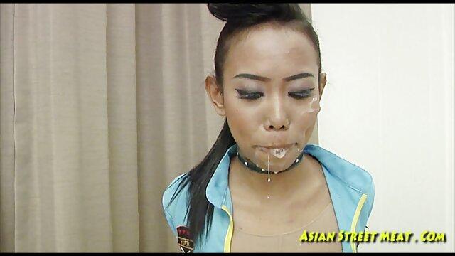 Chica negra de culo redondo peliculas pornograficas xxx gratis ama el anal (creampie anal)