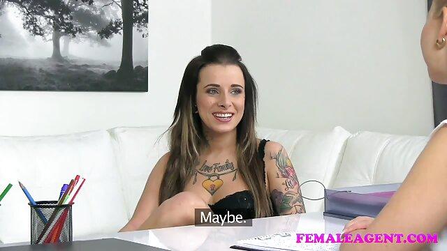 Ashley Adams - Ashleys antes del trabajo Quickie sexo triple xxx gratis - Conozco a esa chica